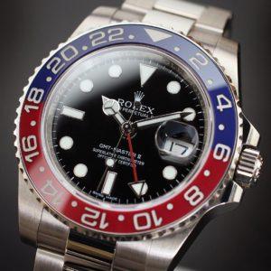 Rolex GMT-Master II Ref. 116719BLRO, (c) Instagram @rolexdiver