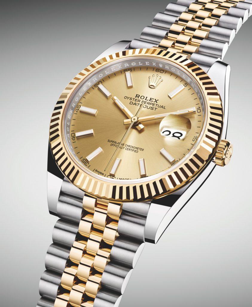Rolex Datejust 41 Ref. 126333, (c) Rolex