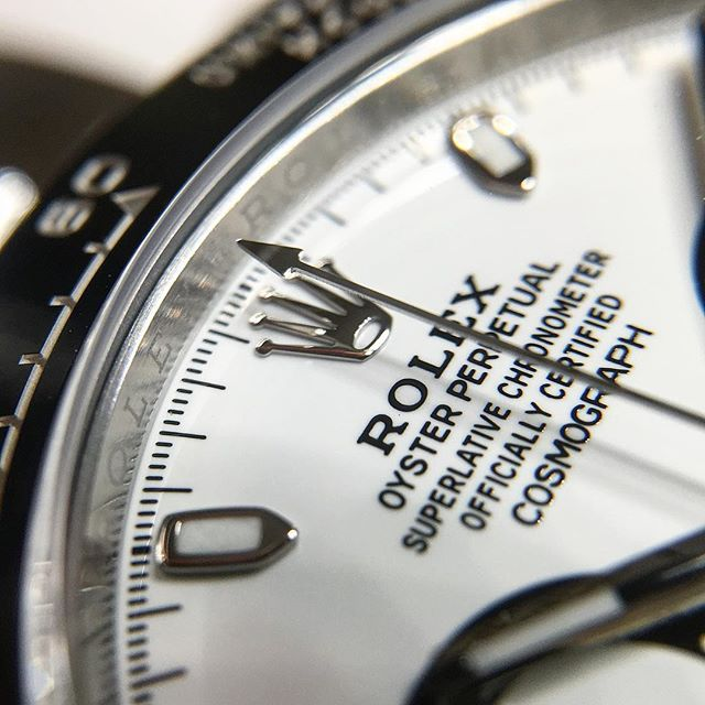 Rolex Daytona Ref. 116500LN, (c) Instagram @jeweler_in_paradise