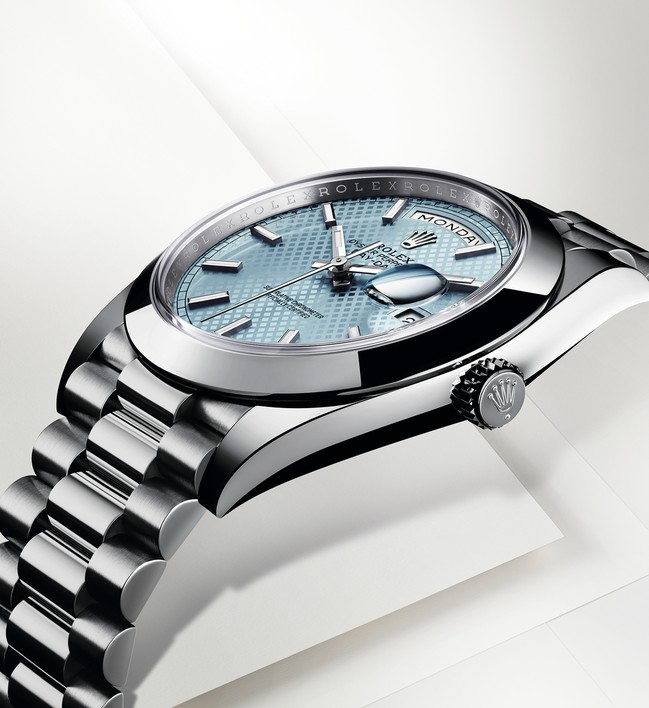Rolex Day-Date 40 Ref. 228206, (c) Rolex