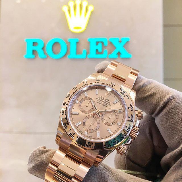 Rolex Daytona Ref. 116505, (c) Instagram @jeweler_in_paradise