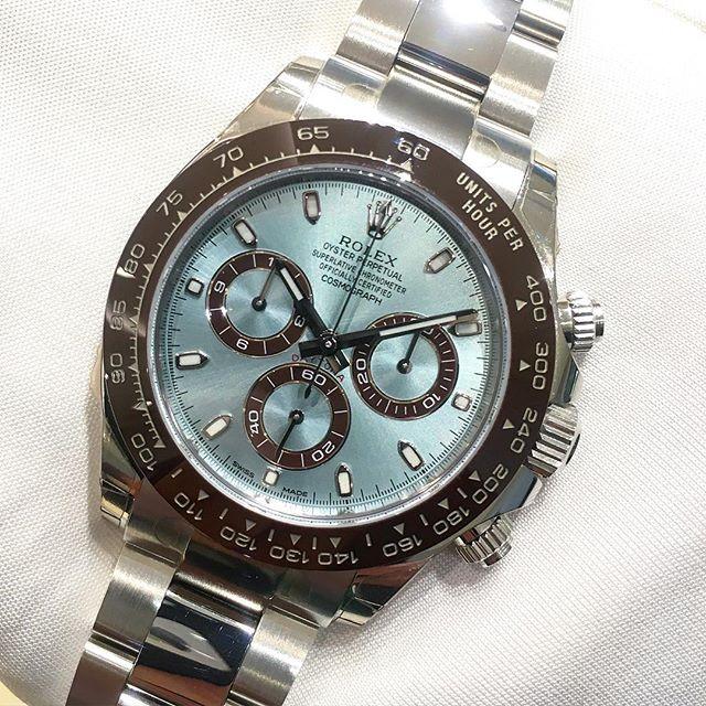 Rolex Daytona Ref. 116506, (c) Instagram @jeweler_in_paradise