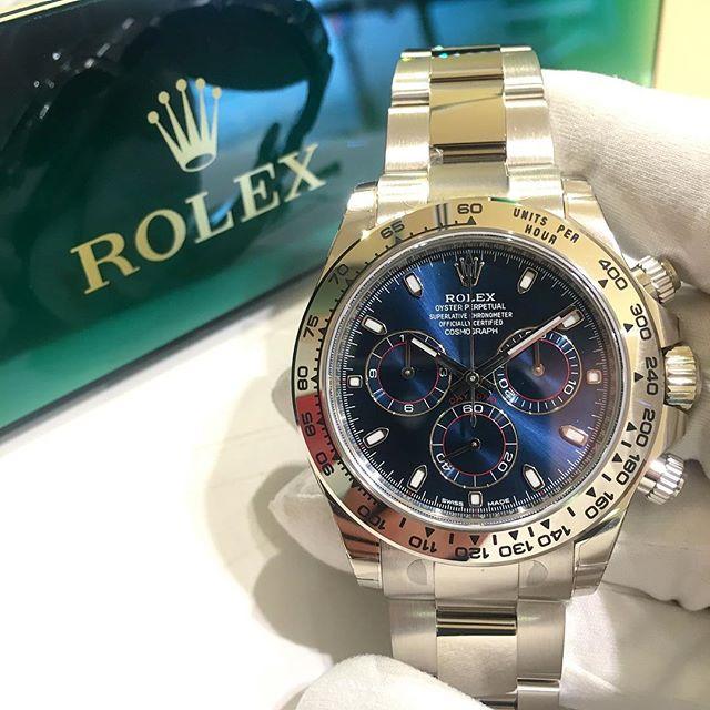 Rolex Daytona Ref. 116509, (c) Instagram @jeweler_in_paradise