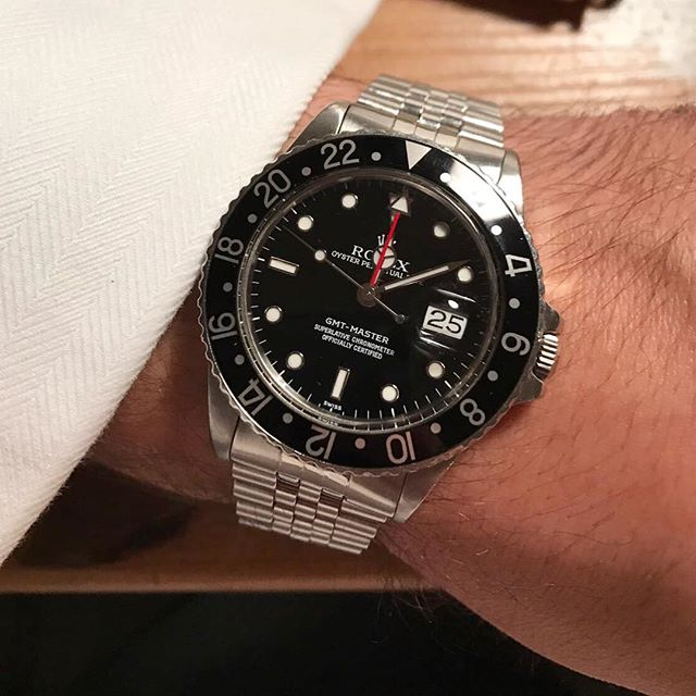 Rolex GMT-Master Ref. 16750