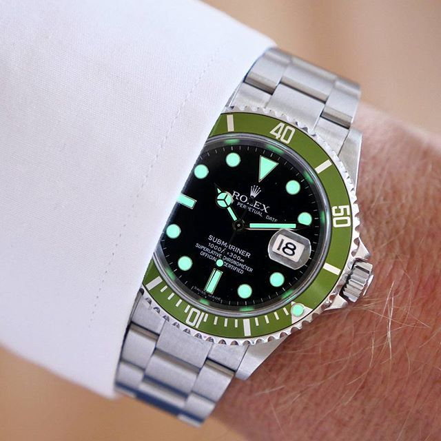 Rolex Submariner Ref. 16610LV