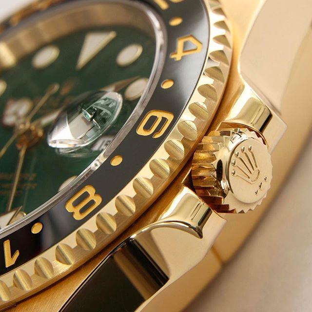 Rolex GMT-Master II Ref. 116718LN