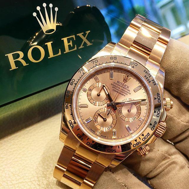 Rolex Daytona Ref. 116505