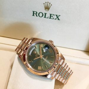 Rolex Day-Date 40 Ref. 228235, (c) Instagram @jeweler_in_paradise