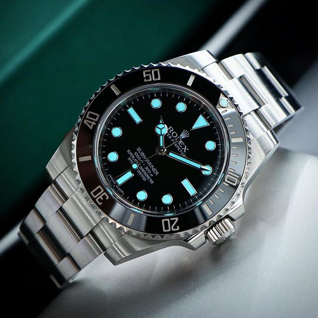 Rolex Submariner Ref. 114060
