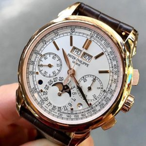 Patek Philippe Grandes Complications 5270R-001, (c) Instagram @soloveitime