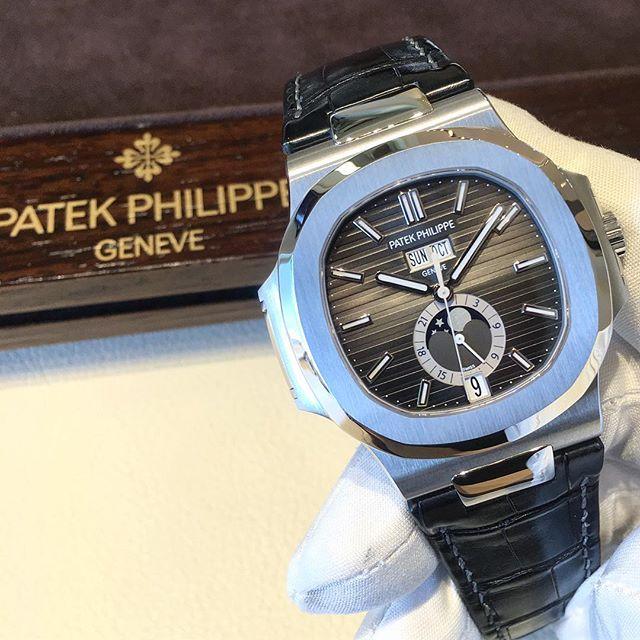 Patek Philippe Nautilus 5726A-001