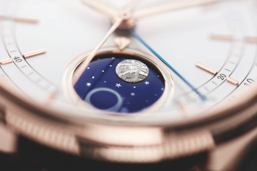Rolex Cellini Moonphase Ref. 50535