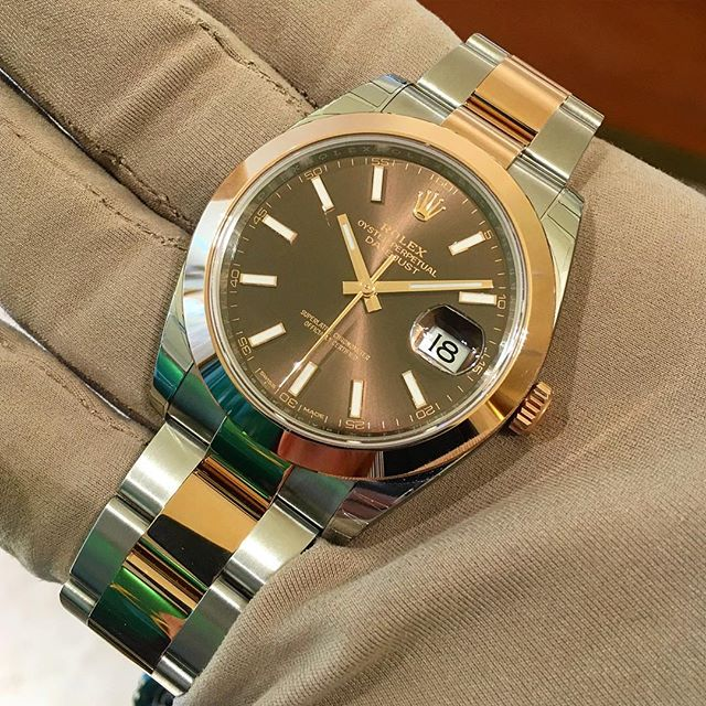 Rolex Datejust 41 Ref. 126301