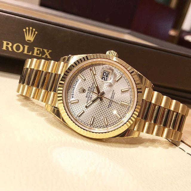Rolex Day-Date 40 Ref. 228238