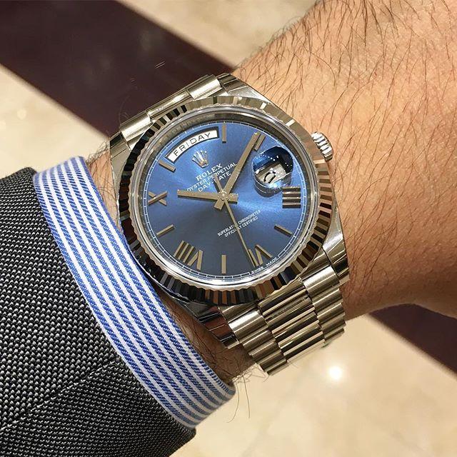 Rolex Day-Date 40 Ref. 228239