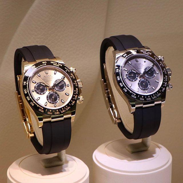 Rolex Daytona Ref. 116518LN & 116519LN