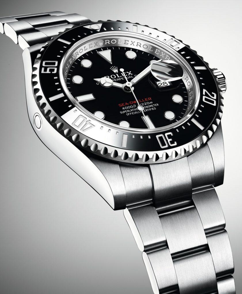 Rolex Sea-Dweller Ref. 126600, (c) Rolex