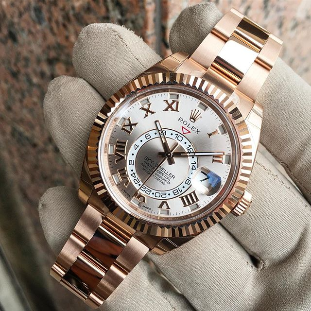 Rolex Sky-Dweller Ref. 326935