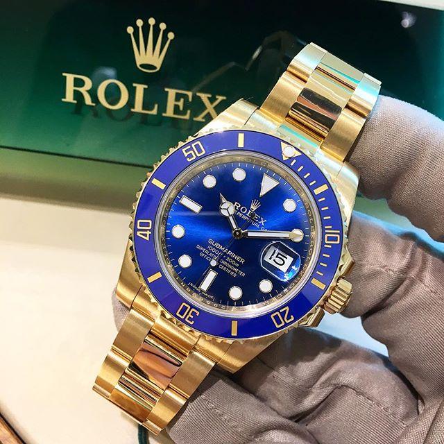 Rolex Submariner Ref. 116618LB