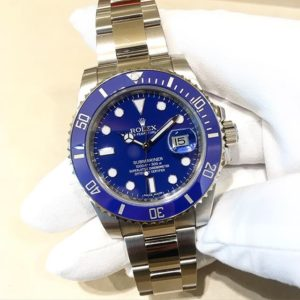 Rolex Submariner Ref. 116619LB, (c) Instagram @jeweler_in_paradise