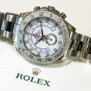Rolex Yacht-Master II Ref. 116689, (c) Instagram @jeweler_in_paradise