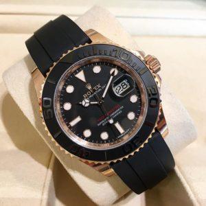 Rolex Yacht-Master 40 Ref. 116655, (c) Instagram @jeweler_in_paradise