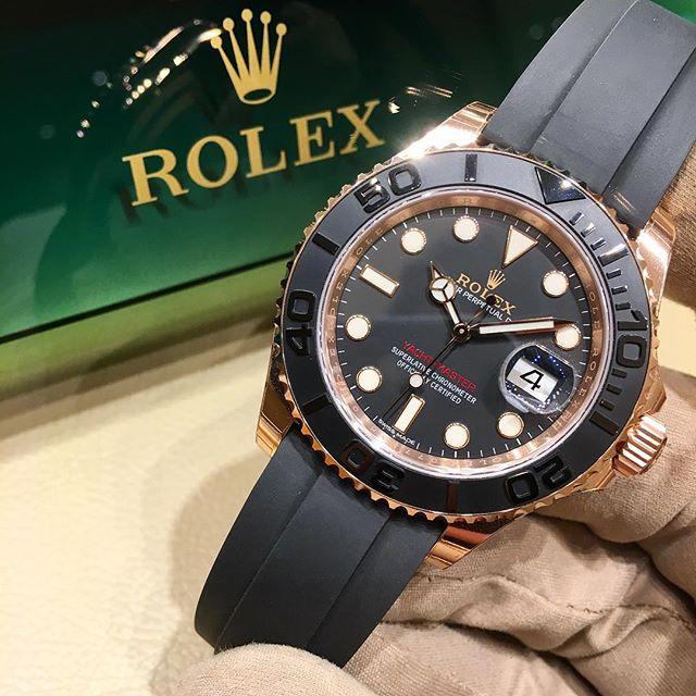 Rolex Yacht-Master 40 Ref. 116655