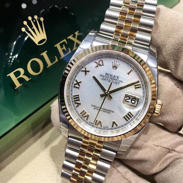 Rolex Datejust 36 Ref. 116233
