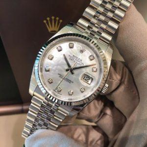 Rolex Datejust 36 Ref. 116234, (c) Instagram @baronandleeds