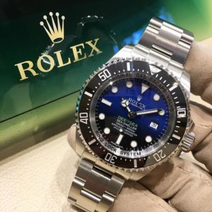 Rolex Deepsea Ref. 116660 - D-Blue Version