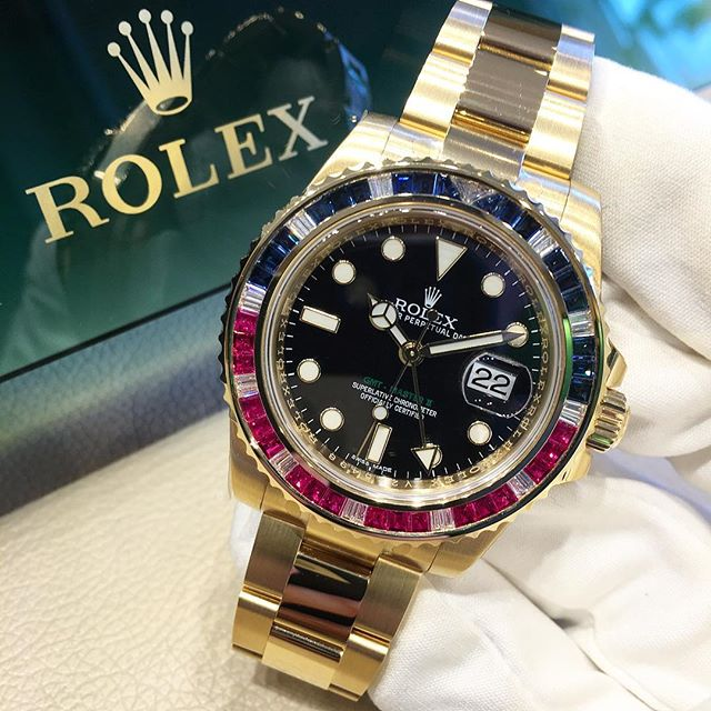 Rolex GMT-Master II Ref. 116748SARU
