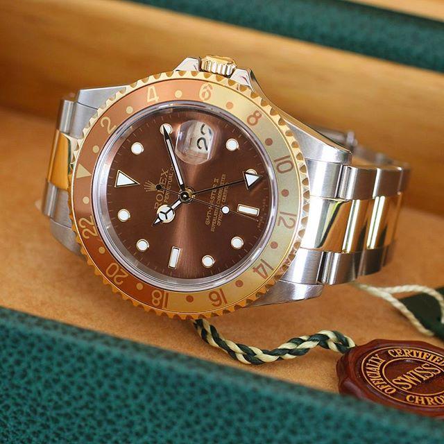 Rolex GMT-Master II Ref. 16713