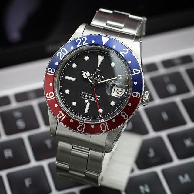 Rolex GMT-Master Ref. 6542