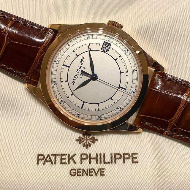 Patek Philippe Calatrava 5296R-001