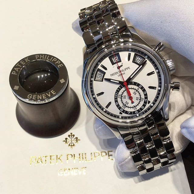 Patek Philippe Komplikationen 5960/1A-001