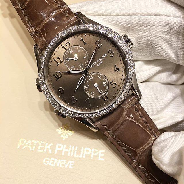 Patek Philippe Komplikationen 7134G-001