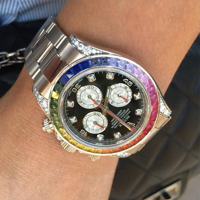 Rolex Daytona Ref. 116599RBOW