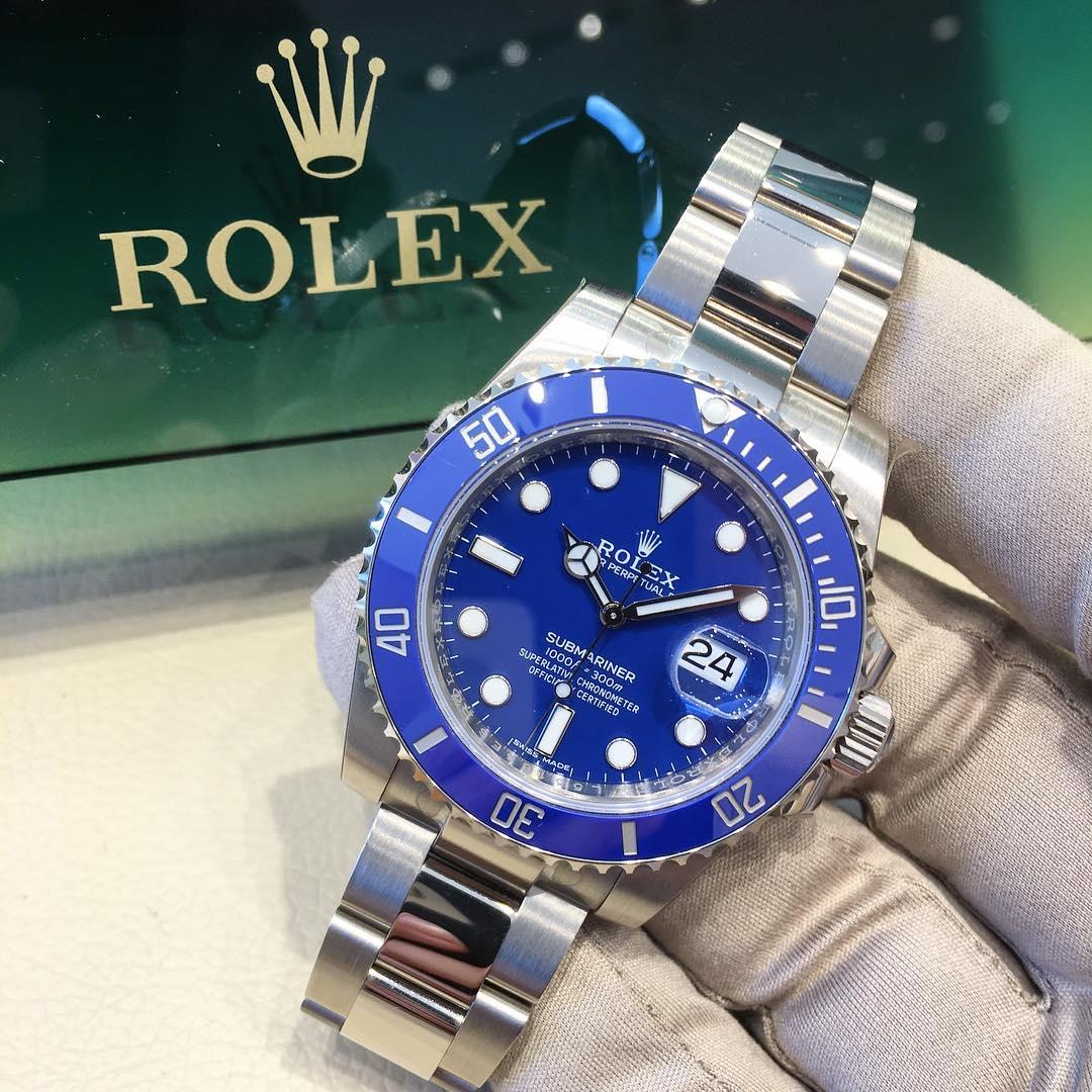 Rolex Submariner Ref. 116619LB
