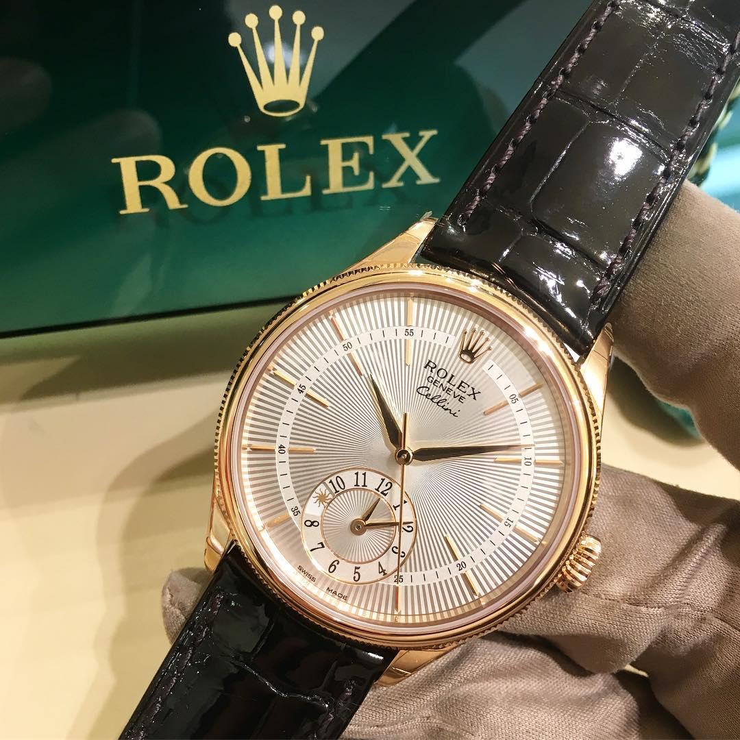 Rolex Cellini Dual Time Ref. 50525