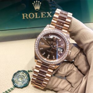 Rolex Day-Date 40 Ref. 228345RBR