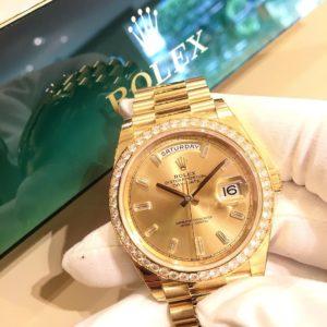 Rolex Day-Date 40 Ref. 228348RBR