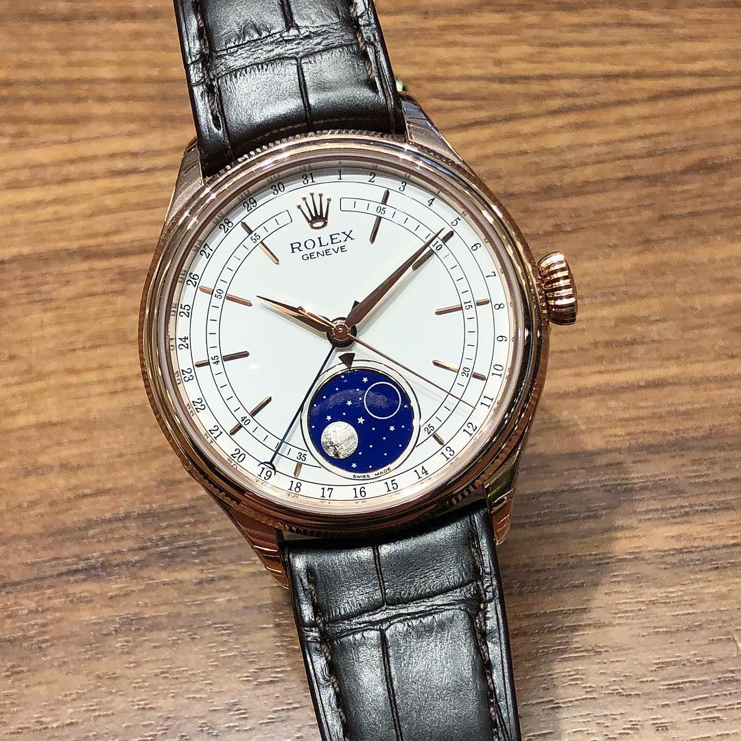 Rolex Cellini Moonphase Ref. 50535
