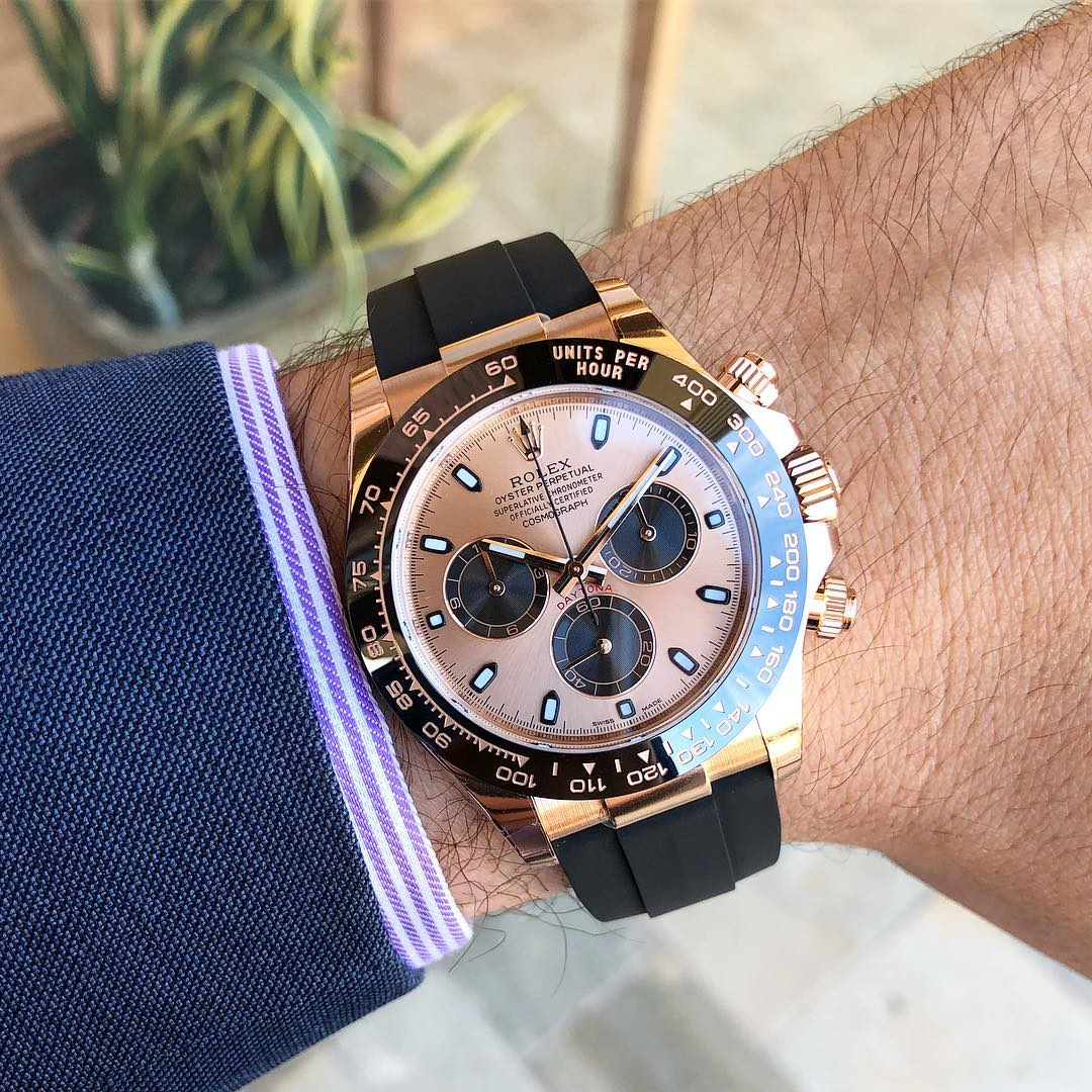Rolex Daytona Ref. 116515LN - Version 2017