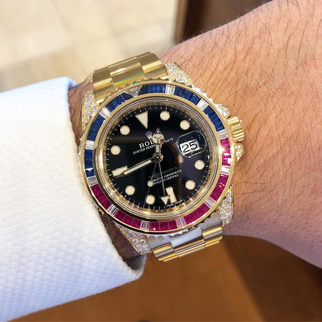 Rolex GMT-Master II Ref. 116758SARU