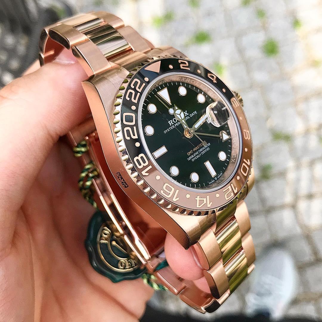 Rolex GMT-Master II Ref. 126715CHNR