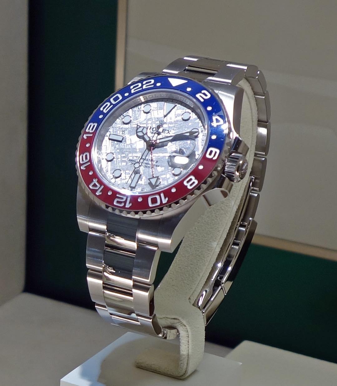Rolex GMT-Master II Ref. 126719BLRO