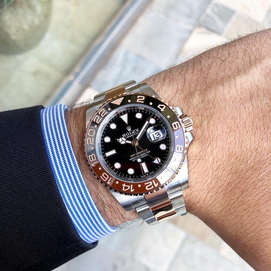 Rolex GMT-Master II Ref. 126711CHNR
